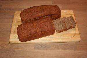 Spelt og emmer brød