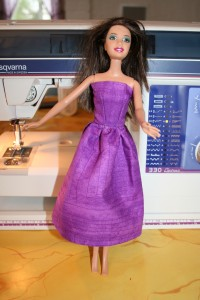 Barbieklær